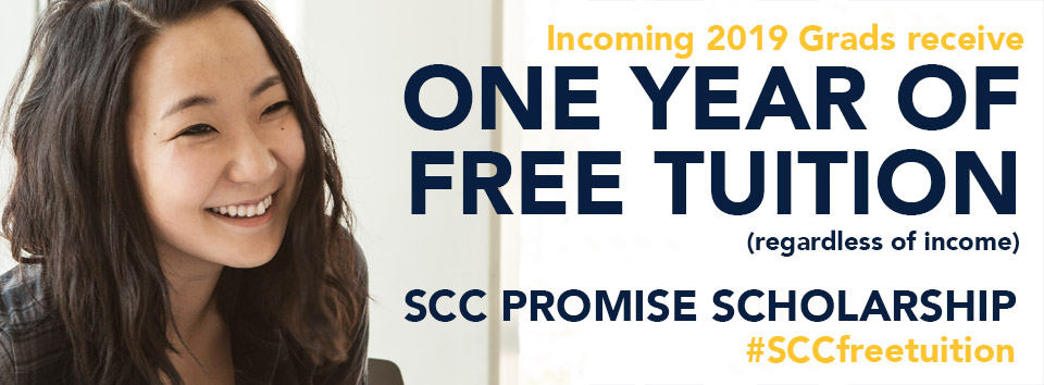 SCC Promise Scholarship - Attend for Free