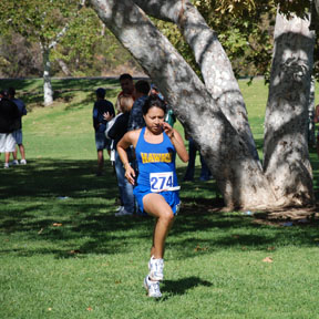 SCC Cross Country