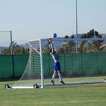 Santiago Canyon College Men's Soccer