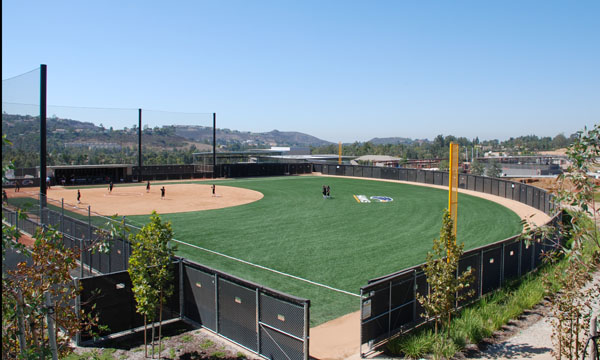 Santiago Canyon College Softball Complex
