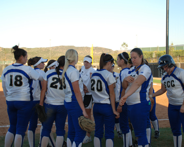 Santiago Canyon Softball 2009