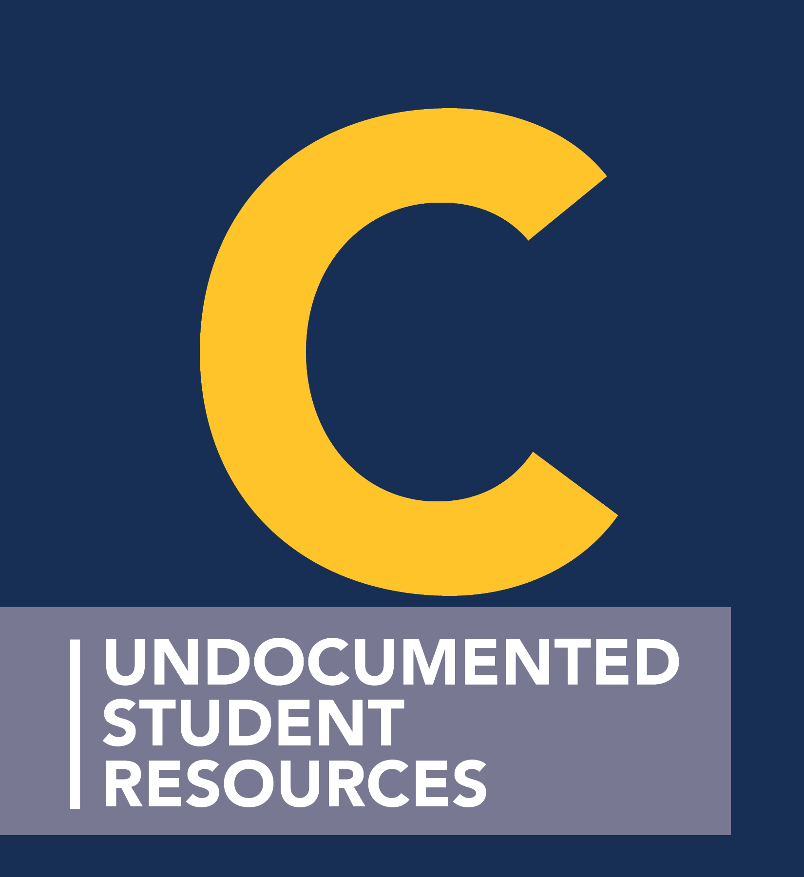 Undocumented Student Resources