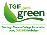 TGIF goes green