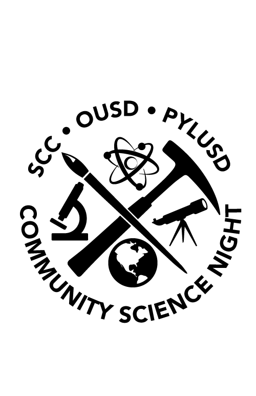 Community Science Night Logo