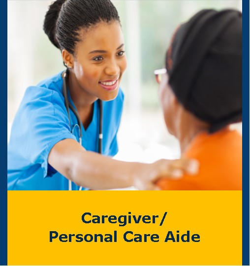 Caregiver/Personal Care Aide Flyer