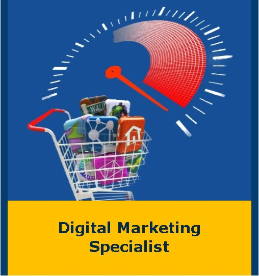 Digital Marketing Specialist Flyer