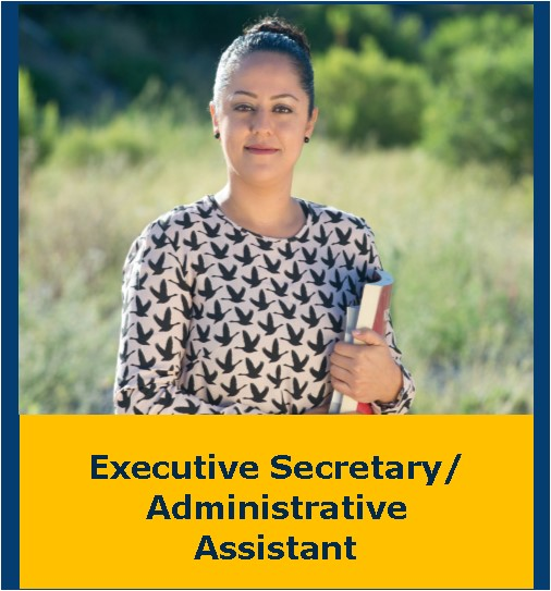 Executive Secretary/Admin. Assistant Flyer