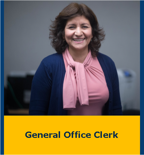 General Office Clerk Flyer