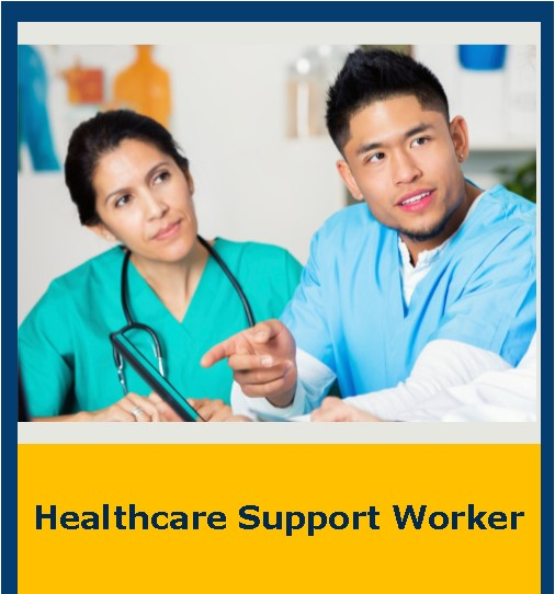 Healthcare and Suppor Worker