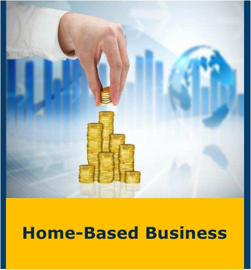 Home-Based Business Flyer