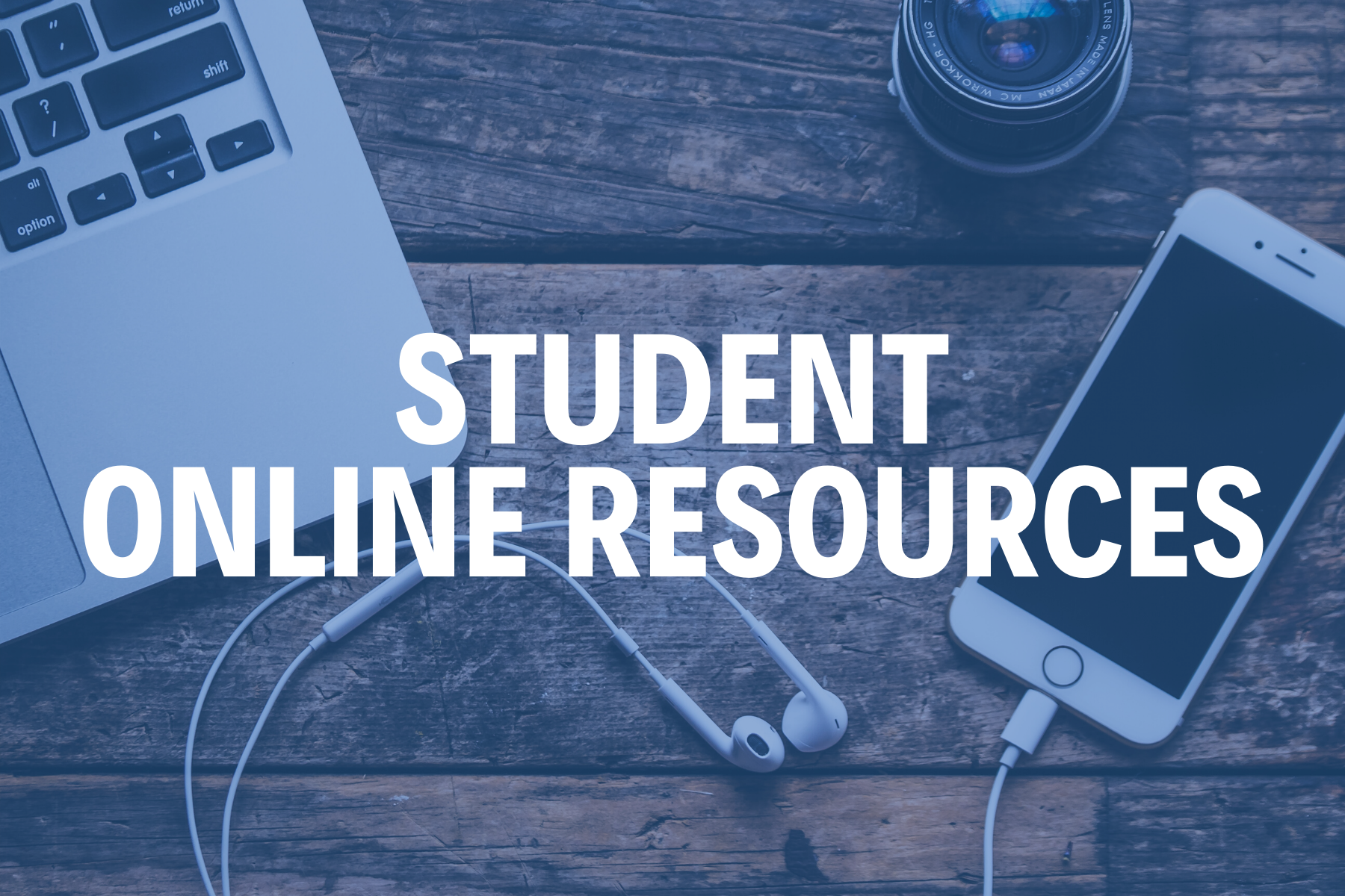 STUDENT ONLINE RESOURCES