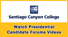 Watch SCC Presidential Candidate Forums Videos